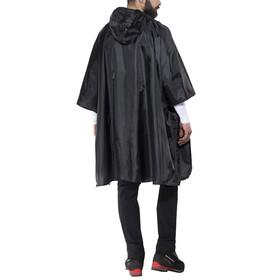 Trekmates Poncho basique - Veste - noir